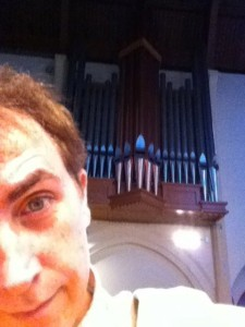 David Christopher, Organist, Organ Recital, Trinity Reno, Conductor, Music Director, Concert, Nevada