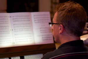 David Christopher, Organist, Conductor, Director of Music, SsAM, The Episcopal Church of Saints Andrew and Matthew, Musician, Conductor, Peabody Conservatory