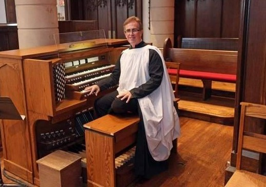 David Christopher, Organist, Musician, Director of Music, Episcopal, SsAM, Treble Choristers, Voice Teacher