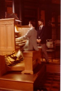 David Christopher, Longwood Gardens, Organist, Recital, Conductor, Music Director, SsAM