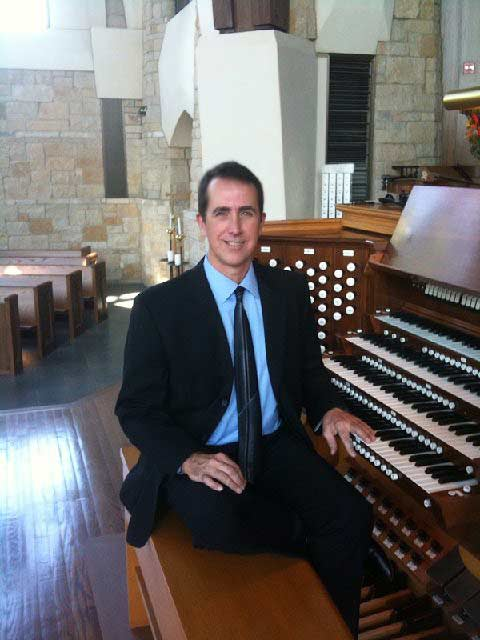 David Christopher, Organist, The Episcopal Church of Saints Andrew and Matthew, Conductor, Delaware ChoralArts