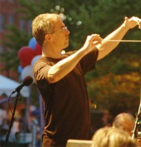David Christopher, Conductor, Music Director, Delaware Symphony, 4th of July, Musician, Organist