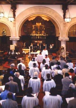 Choral Evensong – Sunday, Oct. 5 – 4:30 p.m.