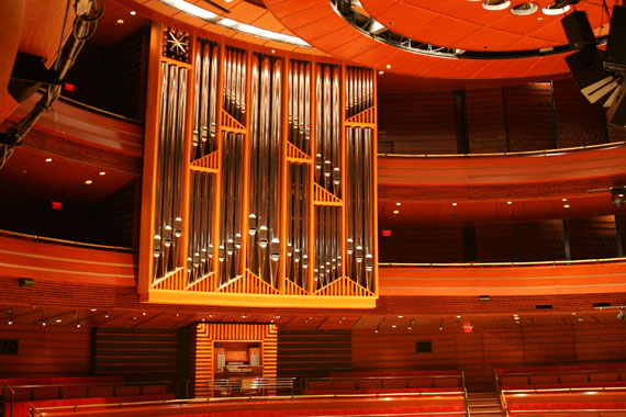 ORGAN DAY – Kimmel Center – Sat. June 13 – 12:30 p.m.