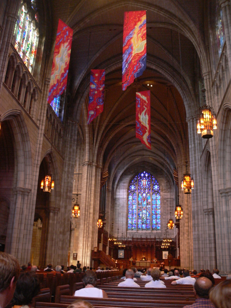ORGAN RECITAL – Princeton University Chapel – Oct. 8 – 12:30 p.m.