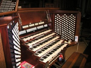 StPatCathGalConorganconsole