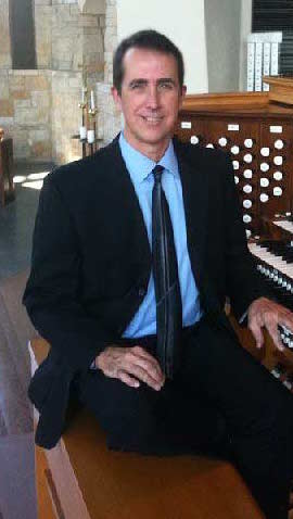 David Christopher, Organist, Musician, Conductor, SsAM, Episcopal Church